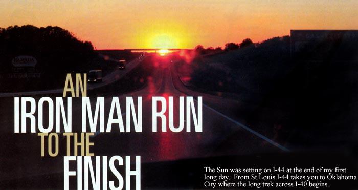 iron man run